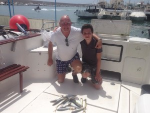 fishing trips spain fuengirola